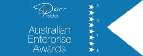 Australian Enterprise Awards 2018