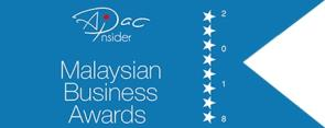 Malaysian Business Awards 2018