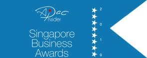 Singapore Business Awards 2019