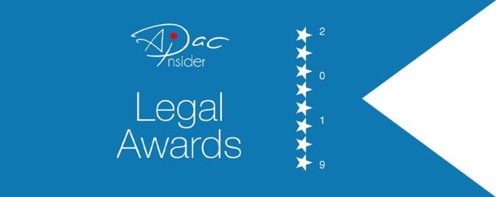 APAC Insider - Legal Awards 2019