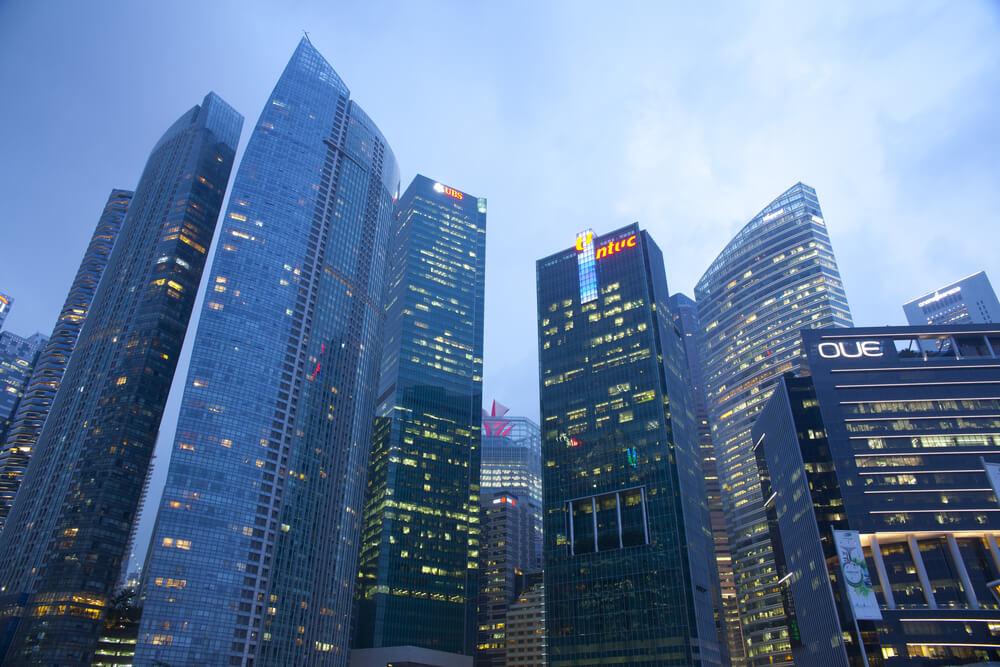Asia Pacific Regional Headquarters: Singapore on Top