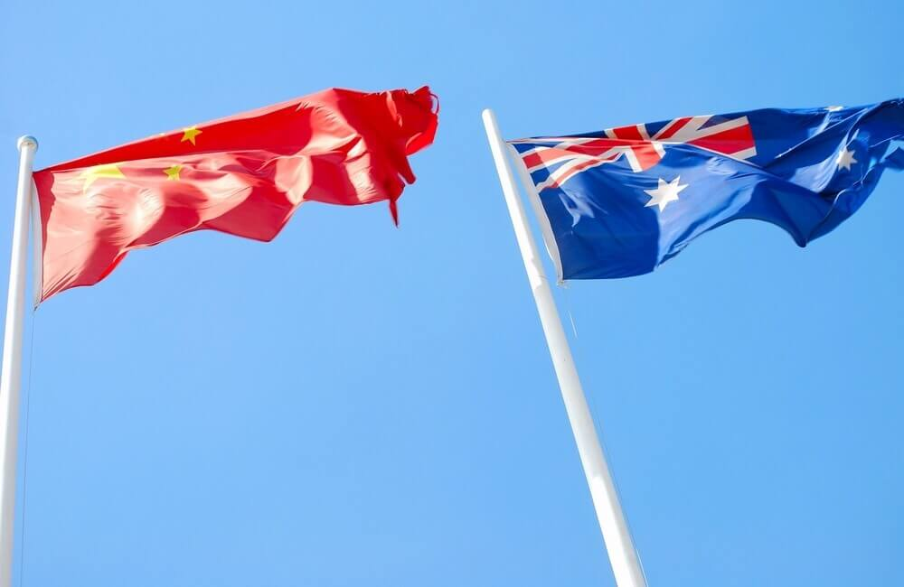 Foresters Show the Way on China/ Australia Investment