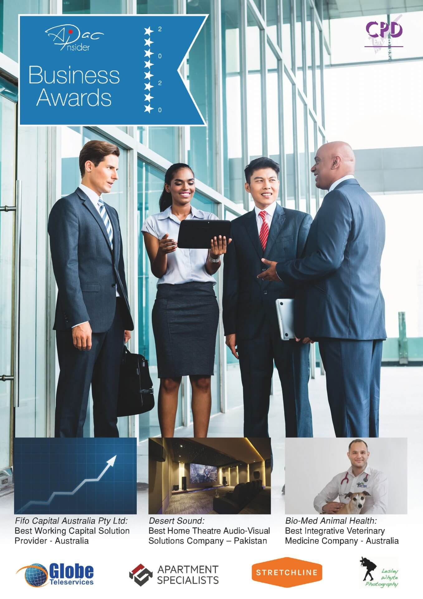 View the 2020 winners booklet