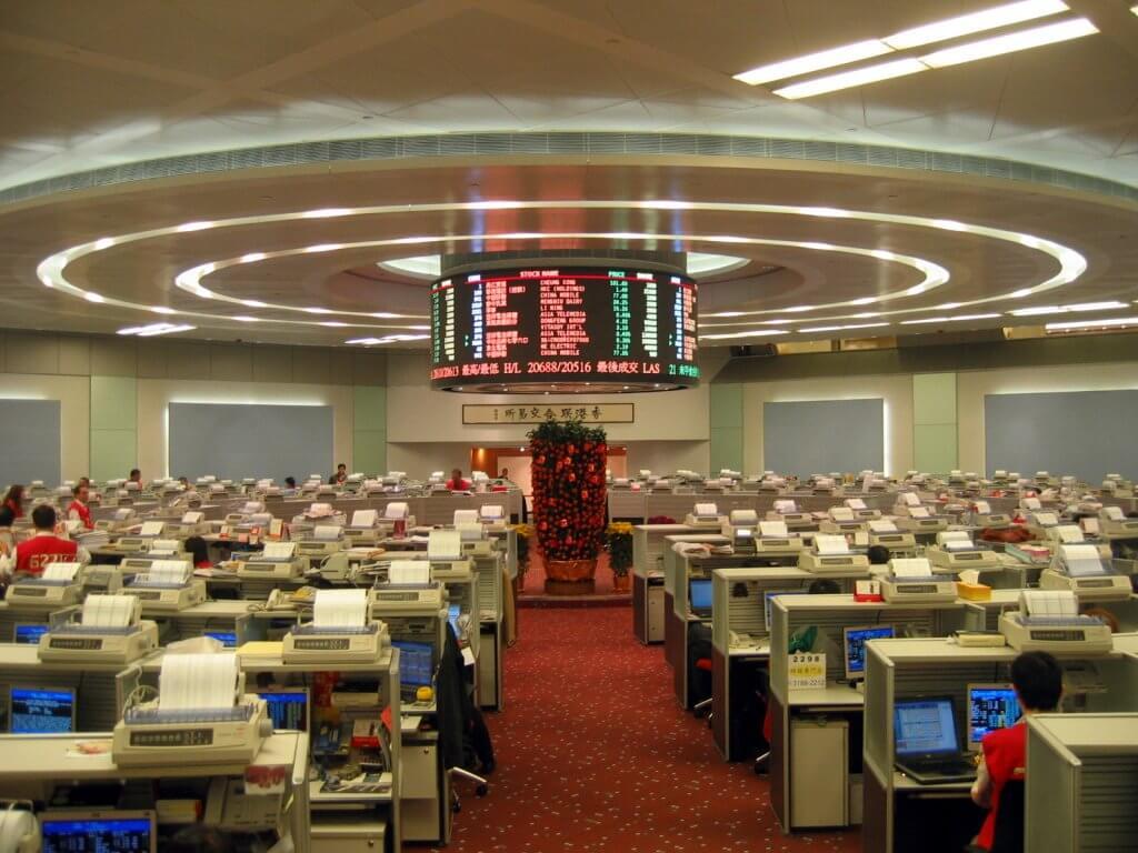 Hong Kong Brokerage Record Growth