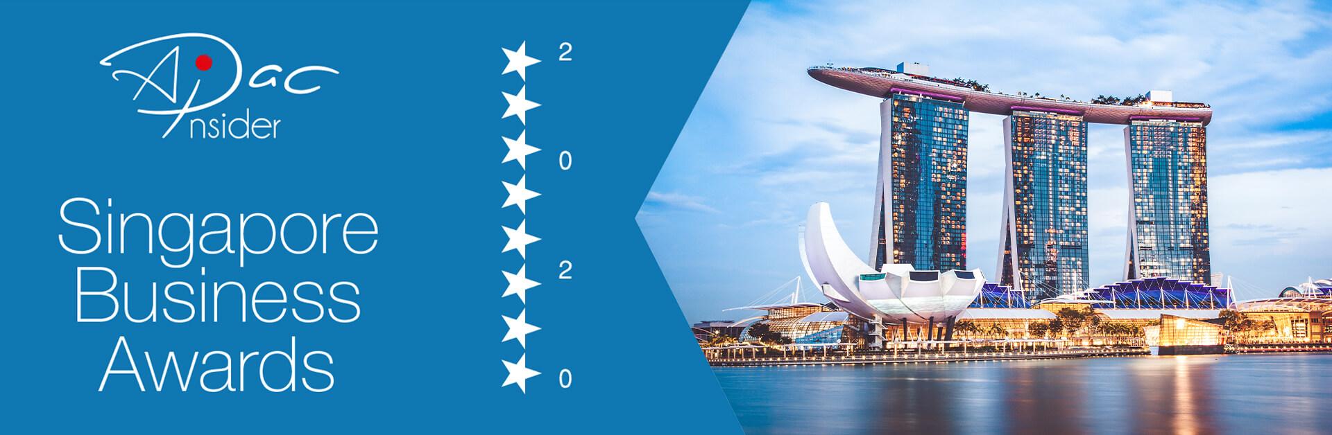 Singapore business awards