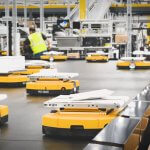 LiBiao's 'Mini Yellow' mobile robots bring a game-changing sorting solution to Europe